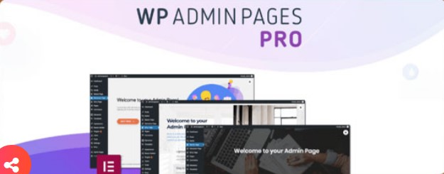 WP Admin Pages plugin