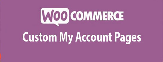 WooCommerce Custom My Account Pages plugin