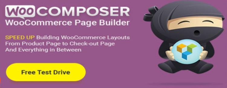 WooComposer Page Builder for WooCommerce plugin