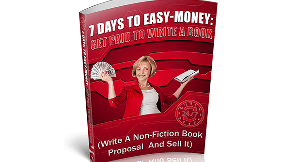 Get Paid To Write A Book