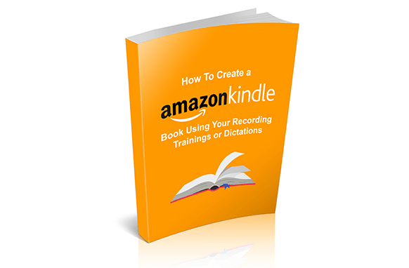 How To Create a Amazon Kindle Book