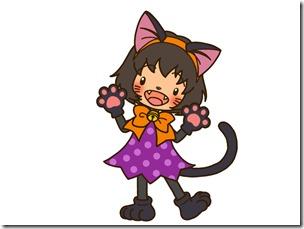ハロウィンのネコの仮装【おすすめ衣装・メイク・猫耳ヘアの作り方】