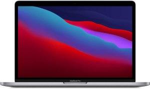 ordenador para diseño gráfico 2021. 2020 Apple MacBook Pro con Chip M1 de Apple (de 13 Pulgadas, 8 GB RAM, 256 GB SSD) - Gris Espacial