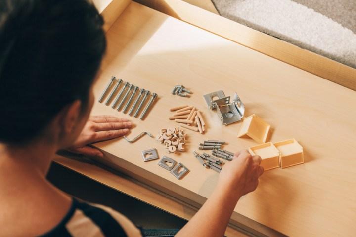 T'has plantejat fer tasques d'IKEA?