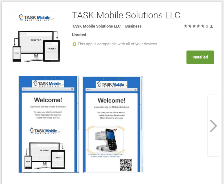 TASK Mobile Solutions LLC