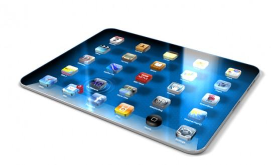 Apple a breveté un iPad qui a la capacité de se plier