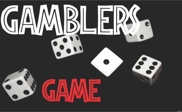 Gamblers Game Image by Leonard Michael