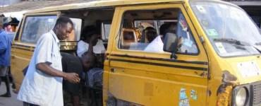 Danfo Bus