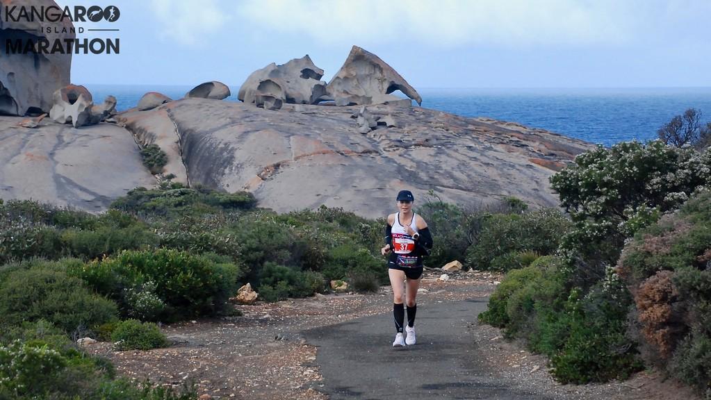 Kangaroo Island Marathon…hop to it!