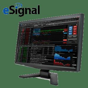 Install TAS for eSignal