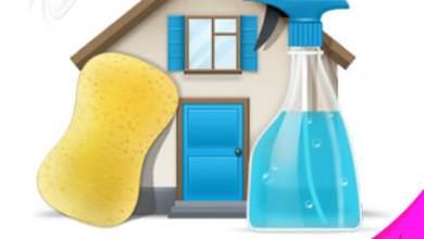 ترتيب وتنظيف المنزل من أهم أسباب طرد الشياطين من المنزل