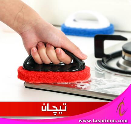 كيفية تنظيف البوتاجاز والتخلص من إنسداد عيونه