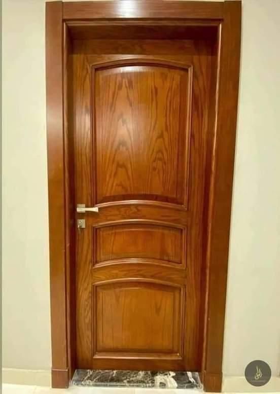 منجرة ابواب في جدة تقوم بتنفيذ أعمال النجارة الخاصة بالأبواب