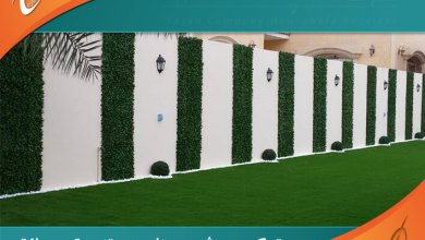 تركيب عشب صناعي بالطائف وتوفير أفضل نجيل صناعي بالطائف وبسعر مناسب للجميع