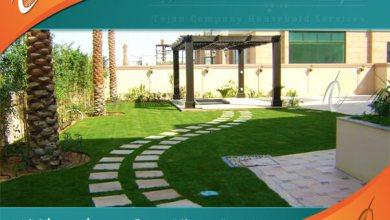 شركة تنسيق حدائق بالطائف افضل شركة لتأسيس وتجهيز الحدائق وتركيب العشب والشلالات وكل ما يلزم