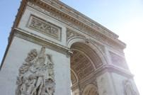 Arc de Triomph at Golden Hour