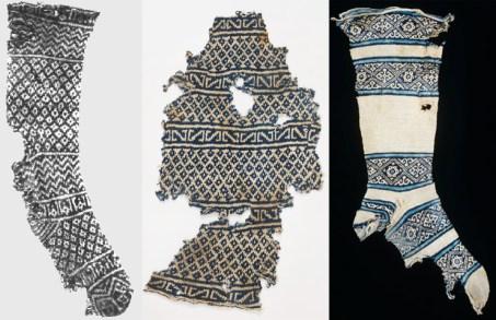 Historic-Knitted-Egyptian-Socks