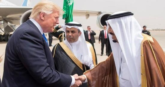 Saudi - Trump reveals the amount Saudi Arabia paid for the presence of the American forces 82430722_462618121315509_1954084831189008384_n-15