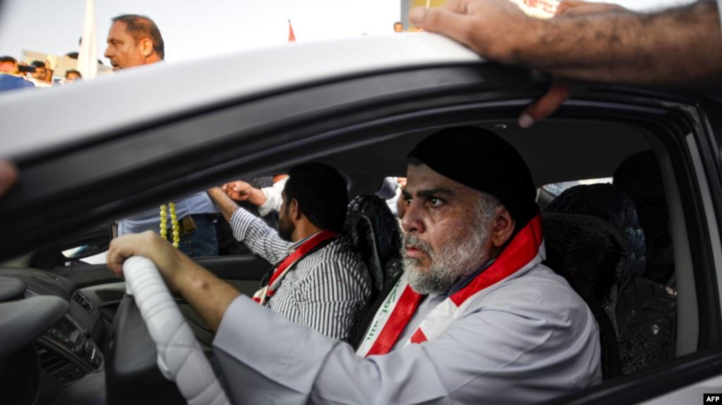 Iraqi rebels accuse Sadr of treason in exchange for Iranian promise