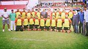 عاجل فريق الوداد الرياضي السرغيني للريكبي السباعي بطلا للمغرب .