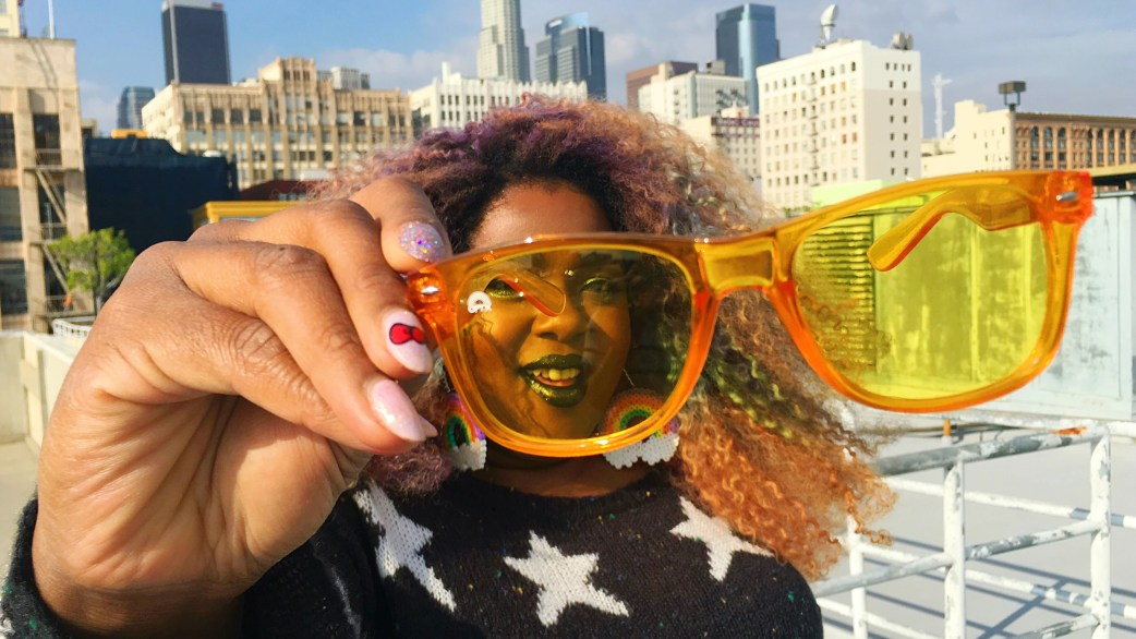 Amina Mucciolo Rainbow Optx Yellow