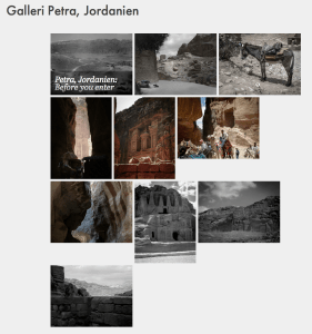 1) THUMBNAIL GRID (WordPress Gallery Type1)