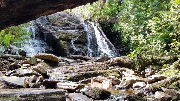 bonus falls 1 - The Unnamed Falls