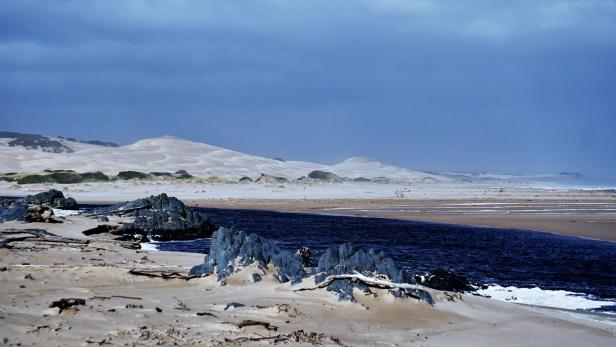 Sandy Cape Beach
