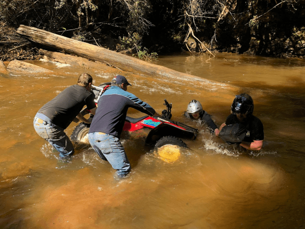 Whyte River Strikes Again - Mt Stewart Mine Trip