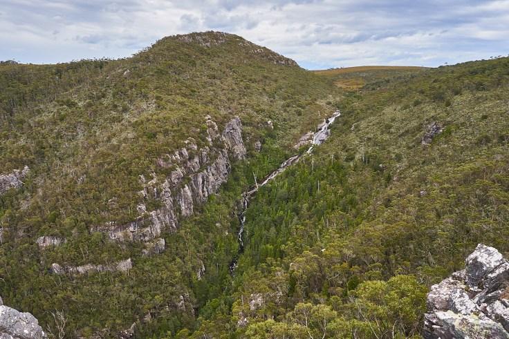 Tiger Plain Creek Falls 1