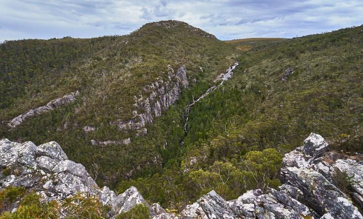 Tiger Plain Creek Falls
