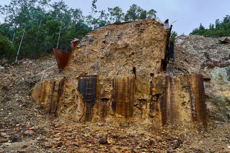Hercules Mine Haulage Line 1 1