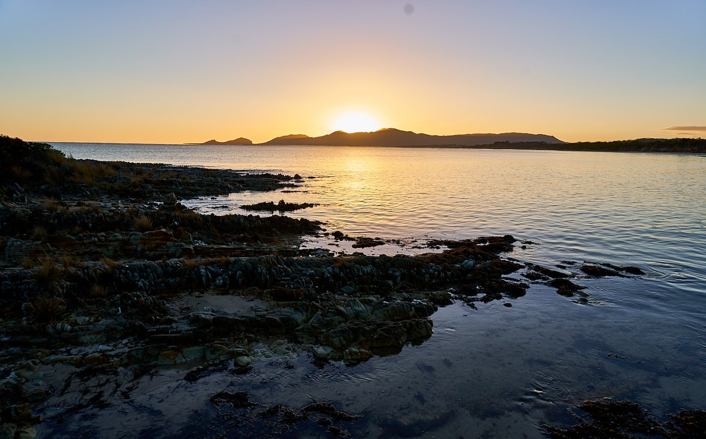 Sunrise Rocky Cape 2 - Caudrys Prospect