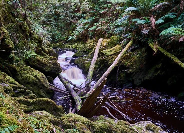 Bird River Falls 1