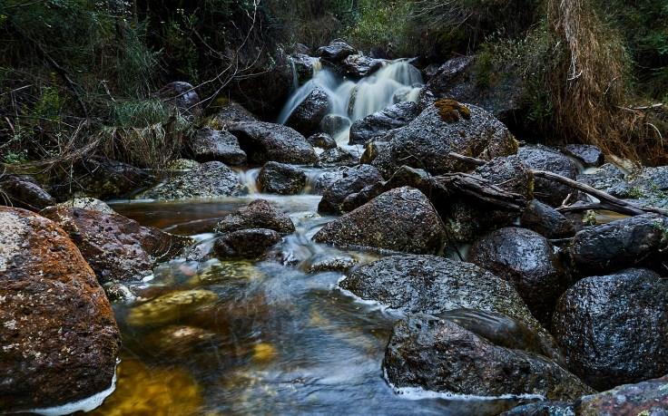 Tyndall Creek Cascade 1