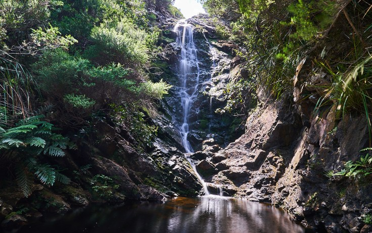 Montague Creek Falls 1
