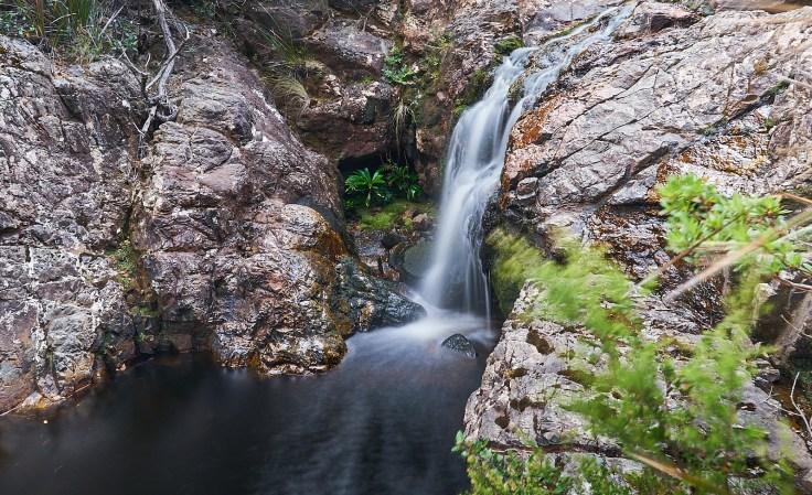 Montague Creek Falls Laural 1