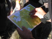 Navigation Bushwalk