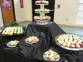 Taste & C caters South County Board Meeting