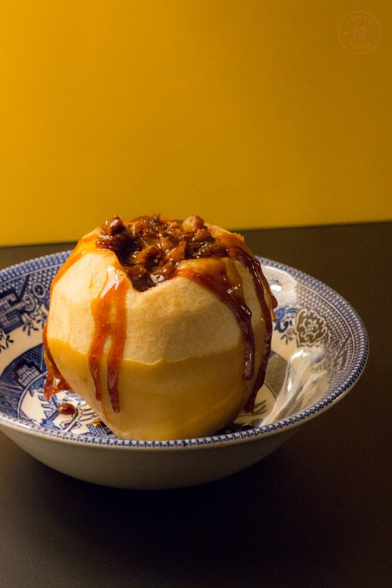 Baked Apples with Cider Caramel | Taste & Tipple