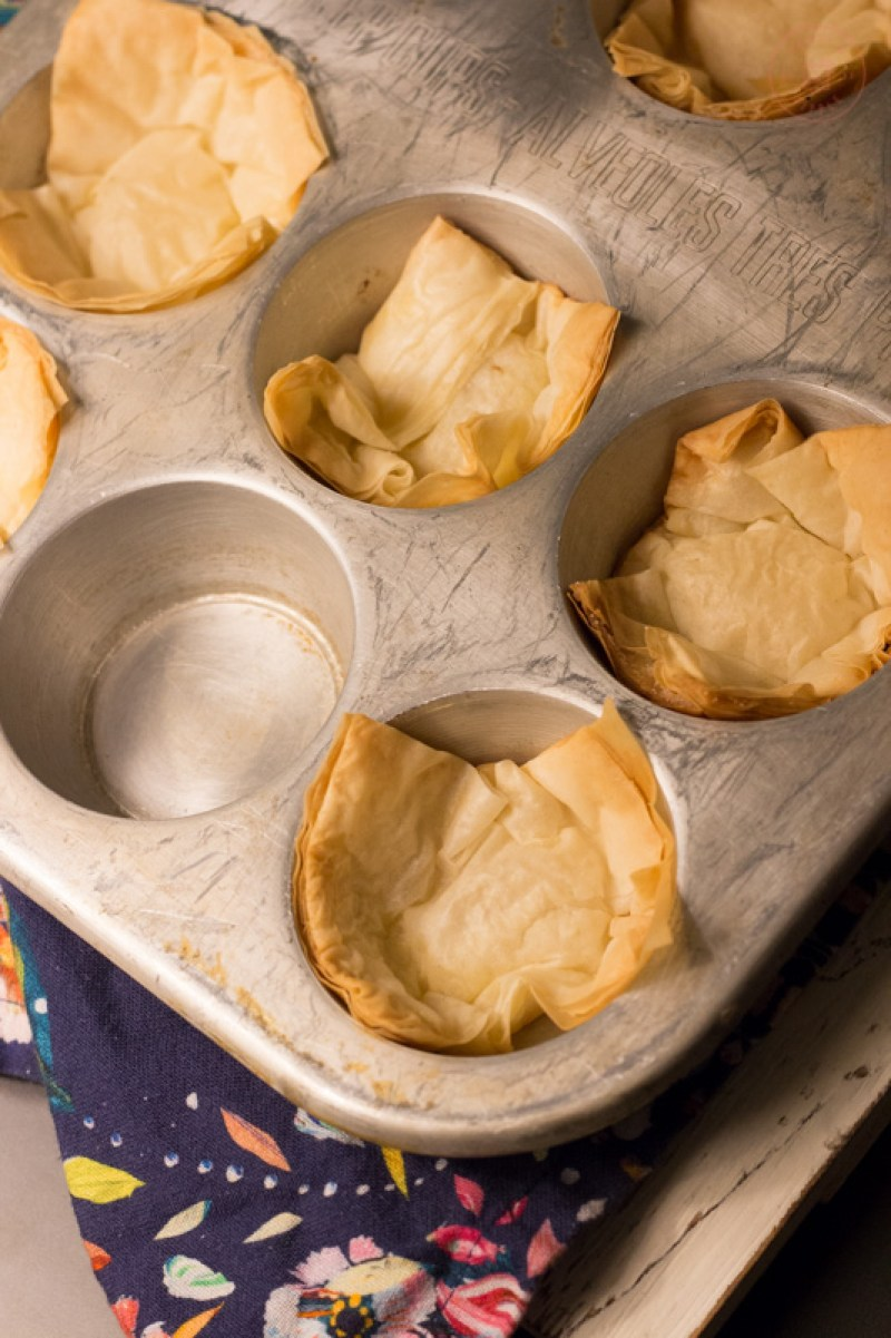 Pumpkin Coconut Cream Tartlets   Taste and Tipple