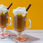 Hot Buttered Rum Cider | Taste and Tipple