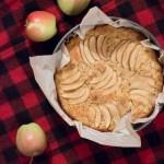 Bourbon Apple Cake   Taste and TIpple