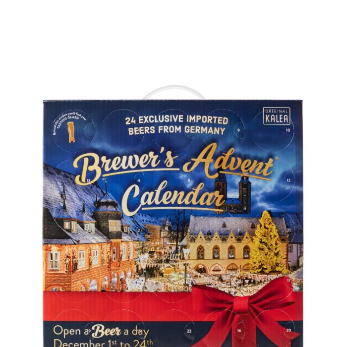 Best Advent Calendars 2017 | Taste & Tipple