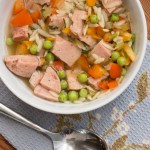 Smoked Sausage Minestrone | Taste and Tipple