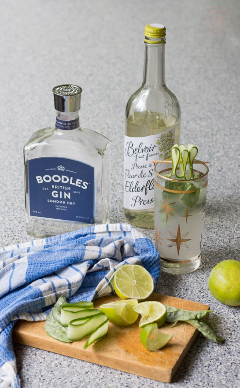 Chasing Summer Cocktail | Taste and Tipple