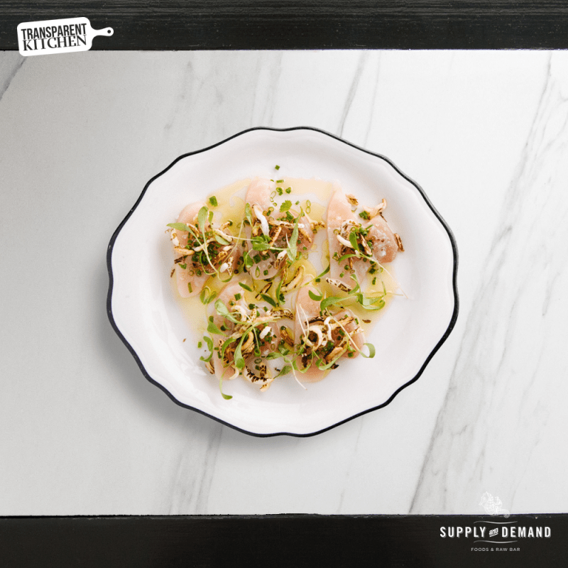 Albacore Tuna Crudo | Supply and Demand