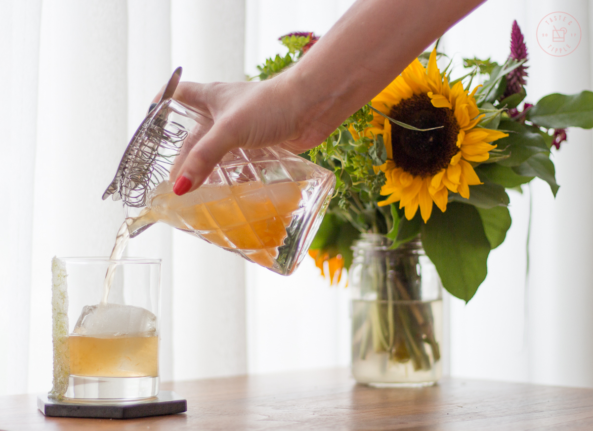 Flirty Thirty Cocktail   Taste and Tipple