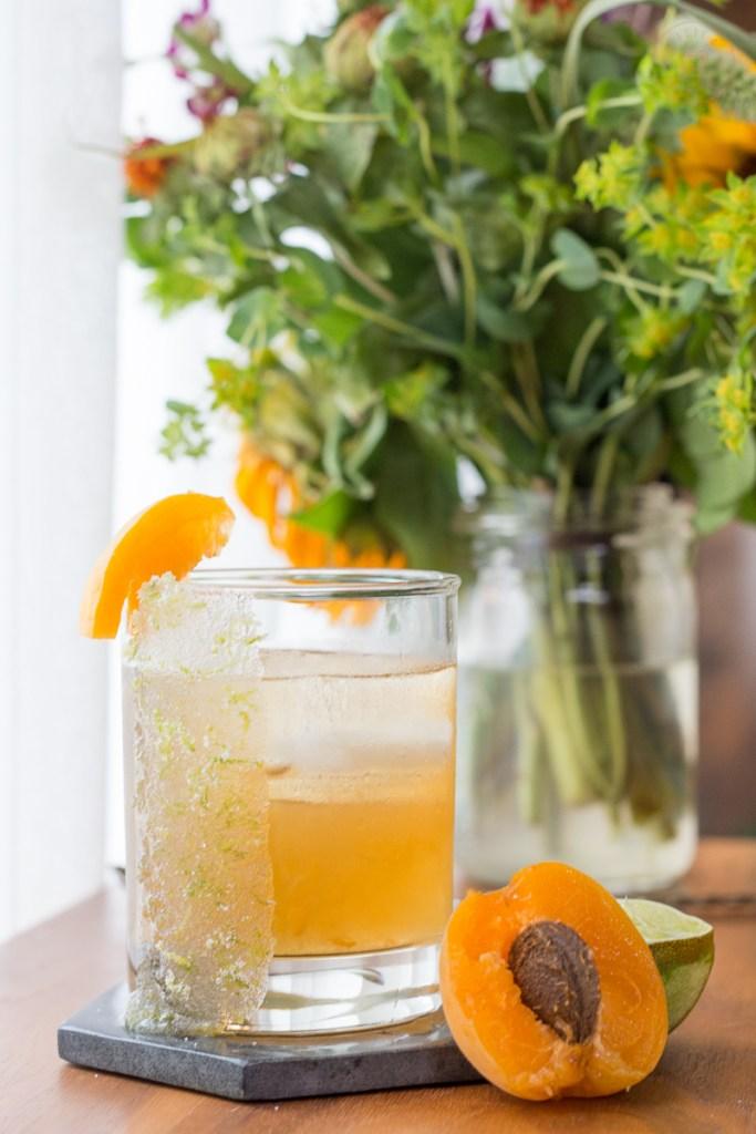 Flirty Thirty Cocktail | Taste and Tipple