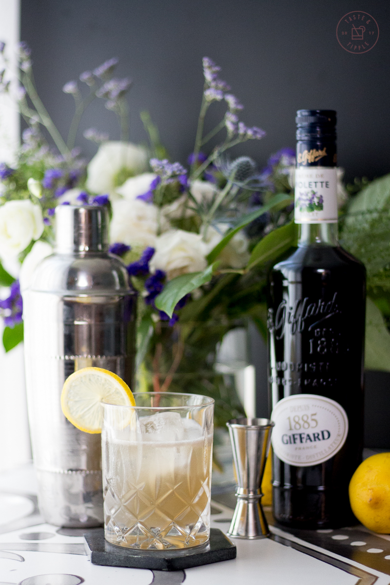 Scotch Violets | Taste and Tipple